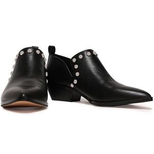 Rebecca Minkoff Studded Leather ankle boot